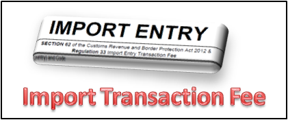 Cook Islands Customs Tariff